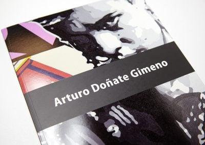 Catálogo Exposición Arturo Doñate