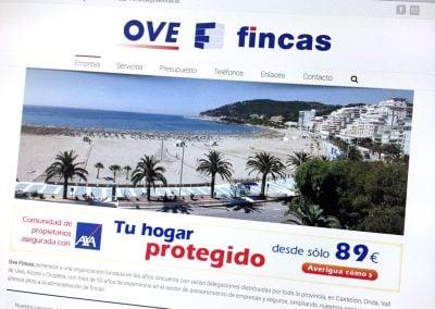 web OVE fincas