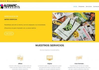 web Algrafic