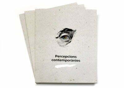 Catálogo exposición «Percepcions contemporànies»