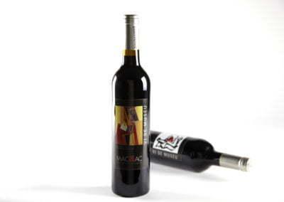 Etiquetas vino MACVAC